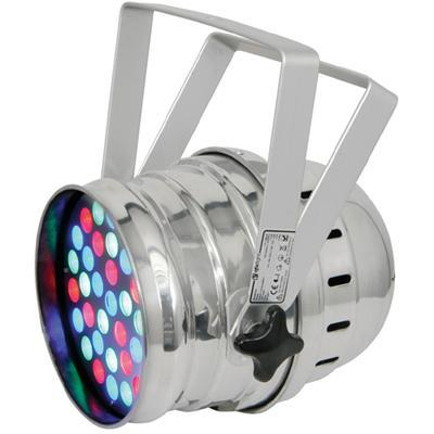 High Power 36 x 3W LED PAR 64 Cans