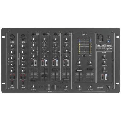 MPX-226E 6-Channel Stereo Mixer