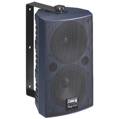 Img Stageline Pab 506 Bl Wall Mount Pa Speaker 100w 4 Ohm