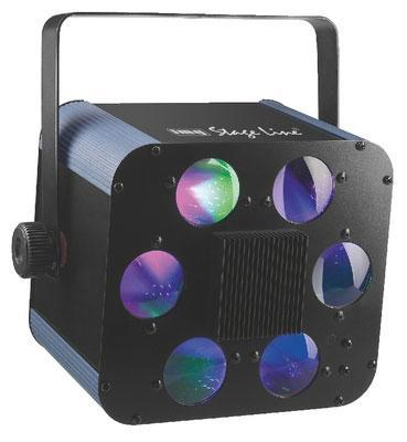 LED-812DMX Multi Ray DMX Disco Light Effect