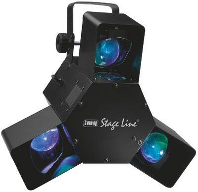 LED-300RGB Triple Scan DMX Disco Light Effect