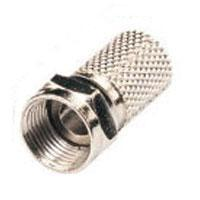 F Connector Screw On Plug For 7C2V Cable