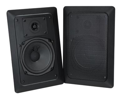 50W Flush Wall Mount Speaker