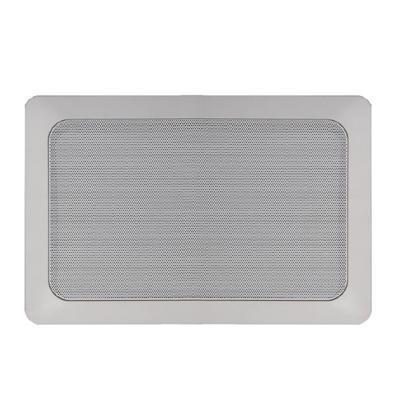 Audac 2-Way Rectangular In Ceiling/Wall Speaker 16 Ohm 30W