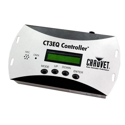 Chauvet® COLOURtube� CT3EQ Controller