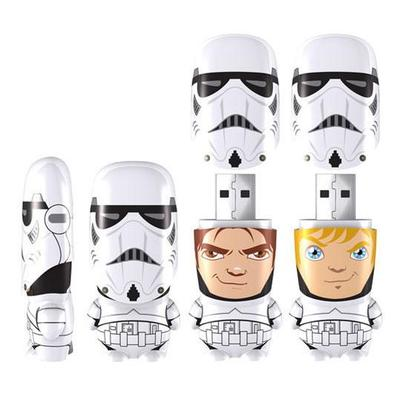 mimobot usb stick star wars stormtrooper 2gb. Black Bedroom Furniture Sets. Home Design Ideas