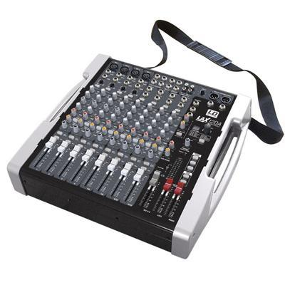 LD Systems LAX Series - Power Mixer 12-Channel 2 x 300W with DSP