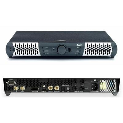 Avid Mojo DX Standalone Hardware - Includes 1 Year Extended Hardware Coverage