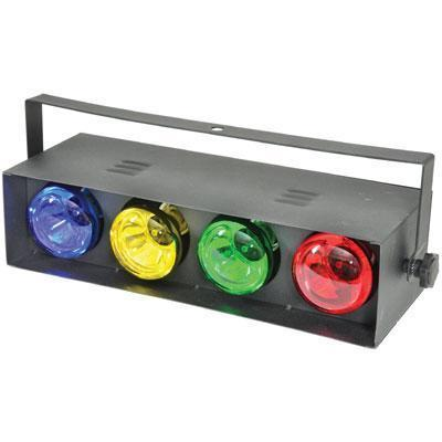 Sound Activated 4-Channel Light Sequencer Disco Light