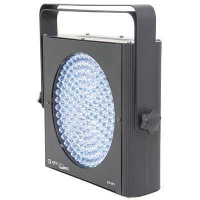 QTX SP-W1 Slimline LED PAR64 Can White Spot/Strobe