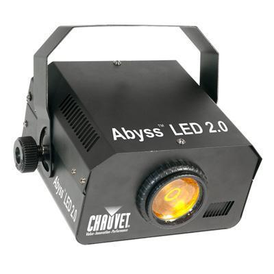 Chauvet® Abyss� LED 2.0 DMX Rippling Water Effect