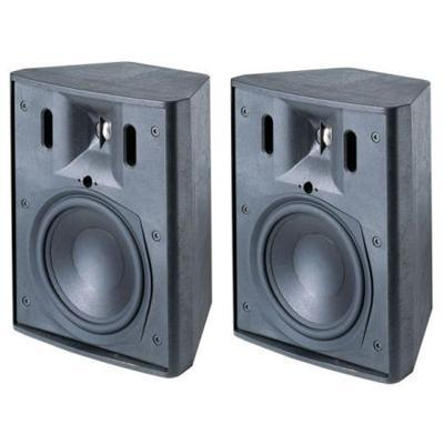 Jbl Control 25 Wall Mount Speaker 150w Pair 8ohm