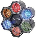 6 Linkable LED Light Pods with Controller. Watch Video!