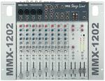 IMG Stageline MMX-1202 8 Channel Audio Mixer with 12 Inputs