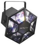LED-320RGBW DMX Trapezoid Disco Light Effect Unit