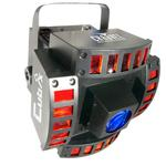 Chauvet® Cubix� DMX Quad-Sided Derby Disco Light