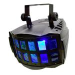 Chauvet® Double Derby� X 2-Channel DMX-512 Derby Disco Light