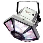 Chauvet® Vue� 6.1 6-Channel DMX Rotating LED Moonflower Disco Light