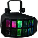 LED-122RGB LED 12-Beam DMX Disco Light
