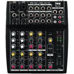 MMX-1024 6-Channel Audio Mixer with Phantom Power