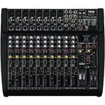 PMX-1282USB Powered mixer, 2 x 400W RMS/ 2 x 600W MAX/ 4Ω