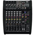PMX-842USB Powered Mixer, 2 x 250W RMS/ 2 x 375W MAX/ 4Ω