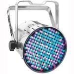 IMG Stage Line PARL-10RGB LED Spotlight In Chrome