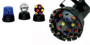 Disco Lights, Disco Balls & Party Light Effects