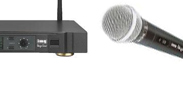 Microphones & Wireless Mics