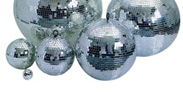 Mirror Balls and Disco Balls Online