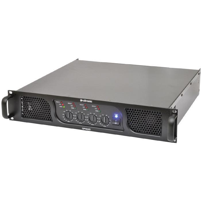 Power Amplifier Khusus Middle : citronic qp series quad power amplifiers ~ Vivirlamusica.com Haus und Dekorationen
