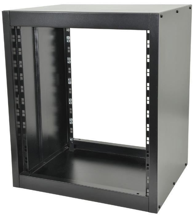 19 Inch Equipment Rack Various Sizes 435mm Depth