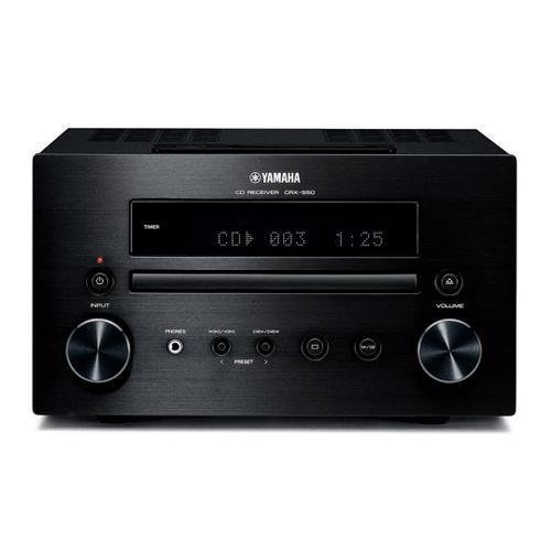 yamaha crx 550 micro hifi cd dab fm radio usb. Black Bedroom Furniture Sets. Home Design Ideas