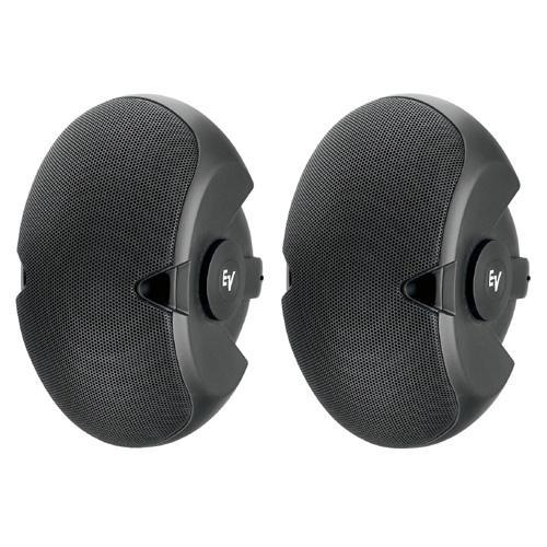 Electrovoice Evid 6 2t Wall Mounted 100v Speakers Pair