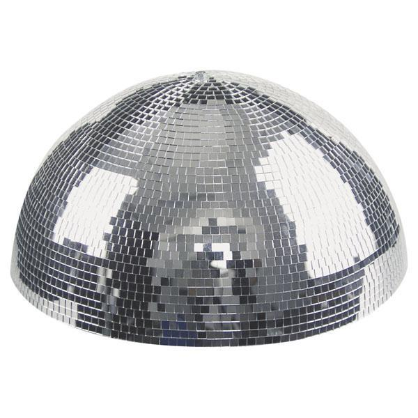 Half Mirror Ball 30cm With Built In Motor