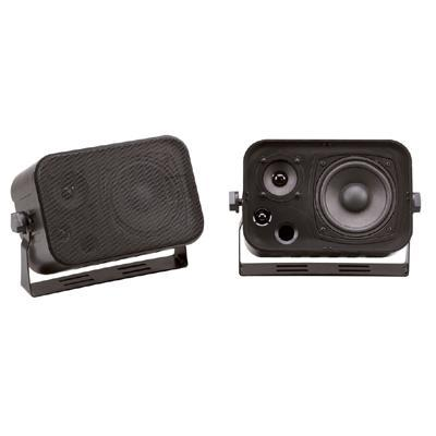 Stereo Satellite Speakers 100W max Various Colours