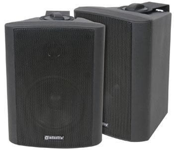2-Way Stereo Speakers 120W max