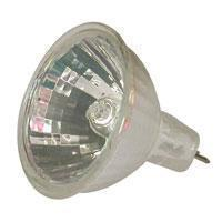 Low voltage halogen lamp, 12V, 50W, 38°