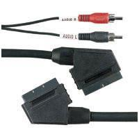Switched Scart Lead Scart.Inc