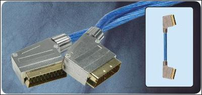 Superior Quality SCART Lead Various Colours & Sizes