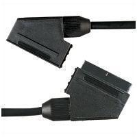 Scart Plug To Scart Socket - 3m