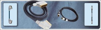 DVD Scart and Optical Kit 1.5m