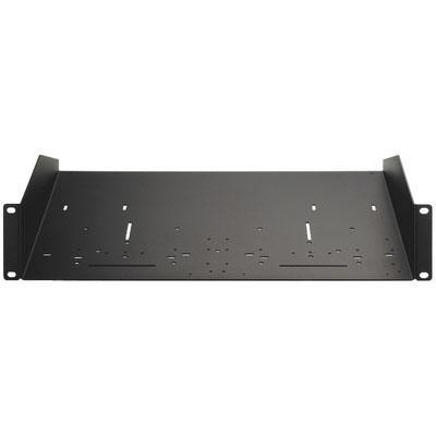 "IMG Stageline RH-210 19"" Mounting Plate With Various Mounting Holes"
