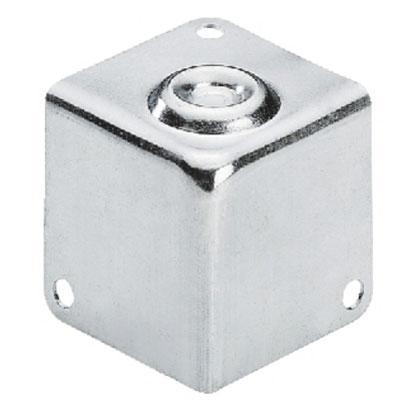 MZF-8504 Metal Case Corner Stackable With Indentation