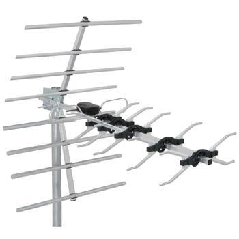 High Gain 32 Element Wideband UHF Aerial