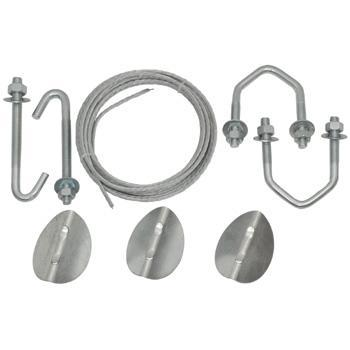 Heavy Duty Chimney Lashing Repair Kit