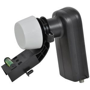 Quad LNB 40mm W/Adaptor