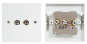 Double Flush Outlet