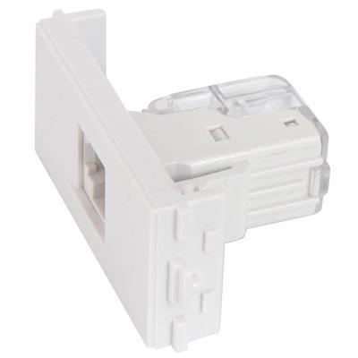 Cat5E RJ45 Module for Wallplate