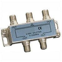 4-Way 1GHz Satellite Splitter